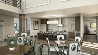 Clubhouse at Listing #286557