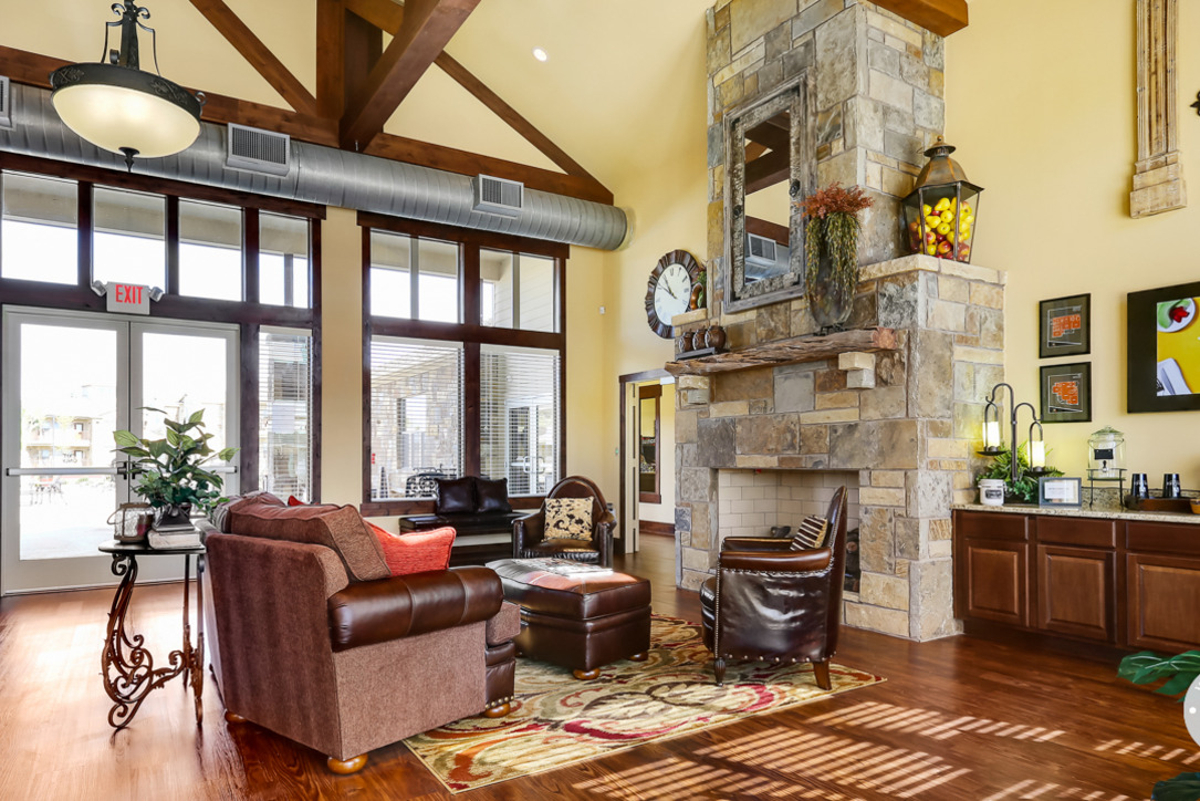 Clubhouse at Listing #225577