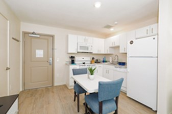Dining/Kitchen at Listing #298923