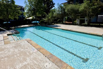 Pool at Listing #143400