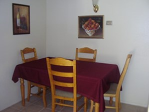 Dining at Listing #140903