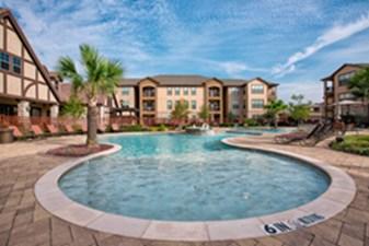 Pool at Listing #147742