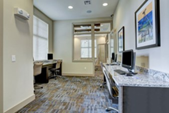 Business Center at Listing #295326