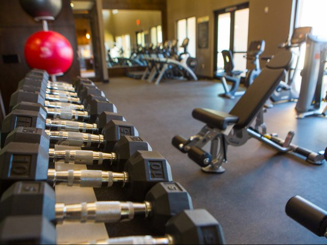 Fitness at Listing #243612