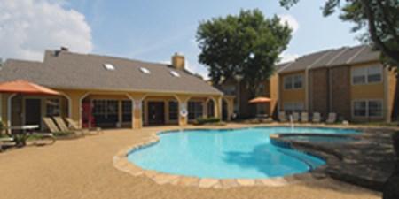 Pool at Listing #136295