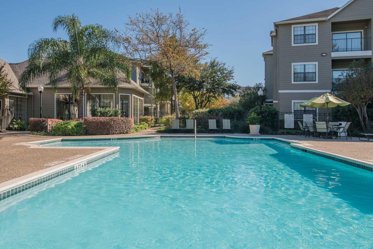 Thornbury Apartments Houston TX