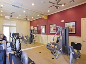 Fitness Center at Listing #145757