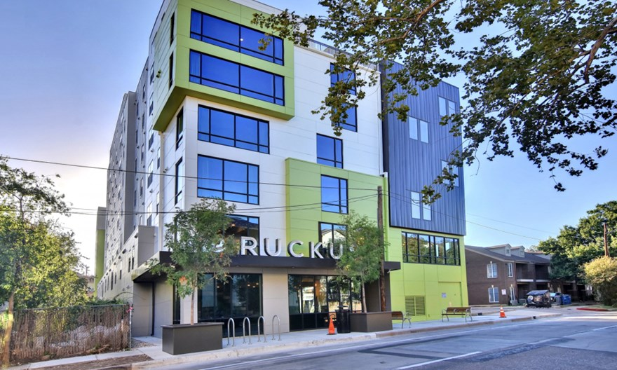 Ruckus Apartments