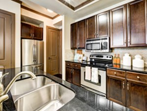 Kitchen at Listing #147712