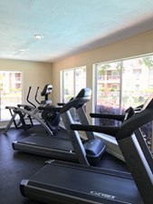 fitness center at Listing #138917