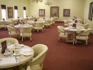 Dining at Listing #237208