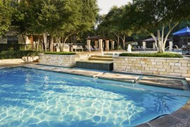 Camden Stoneleigh Apartments Austin TX