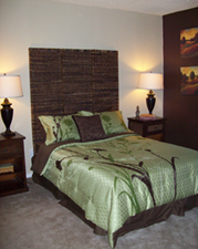 Bedroom at Listing #140832