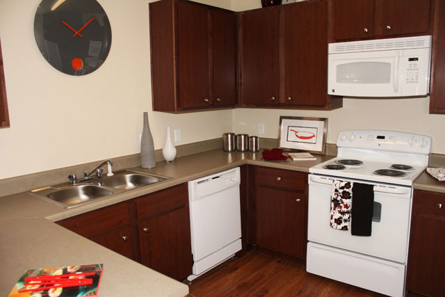 Kitchen at Listing #147778