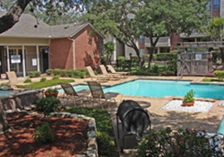 Pool at Listing #140811