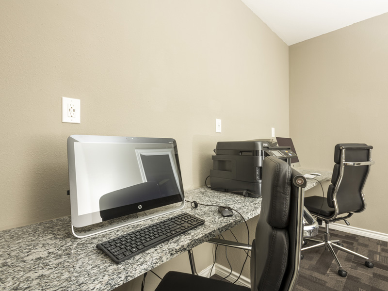 Business Center at Listing #137458