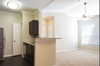 Living/Kitchen at Listing #138598