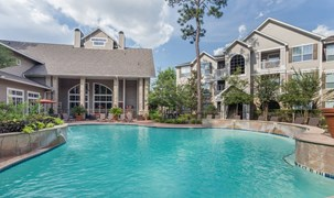 Whispering Pines Ranch Apartments The Woodlands TX