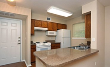 Kitchen at Listing #140665