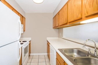 Kitchen at Listing #299886