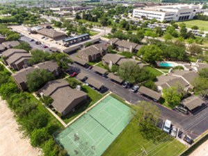 Aerial View at Listing #136065