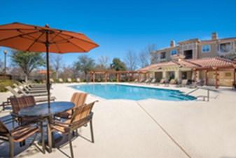 Pool at Listing #144684