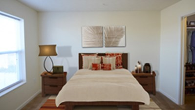 Bedroom at Listing #240374