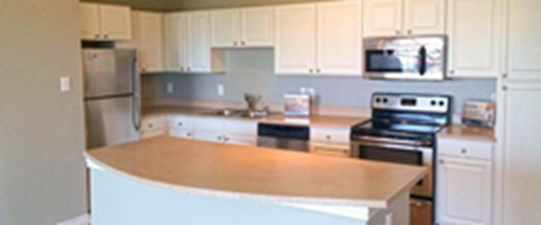 Kitchen at Listing #143383