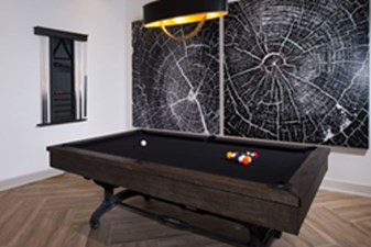 Gameroom at Listing #140759