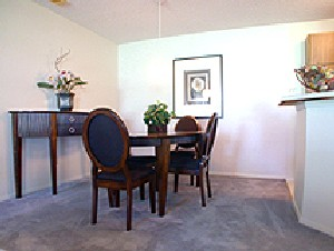 Dining Area at Listing #136096