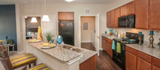Kitchen at Listing #225882