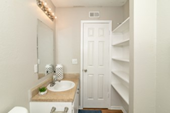 Bathroom at Listing #140940