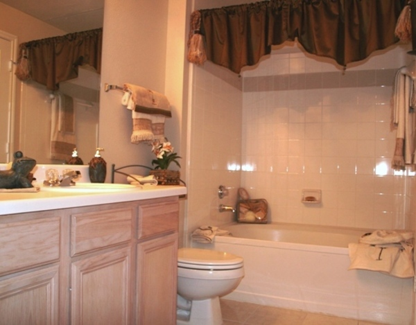 Bathroom at Listing #138053
