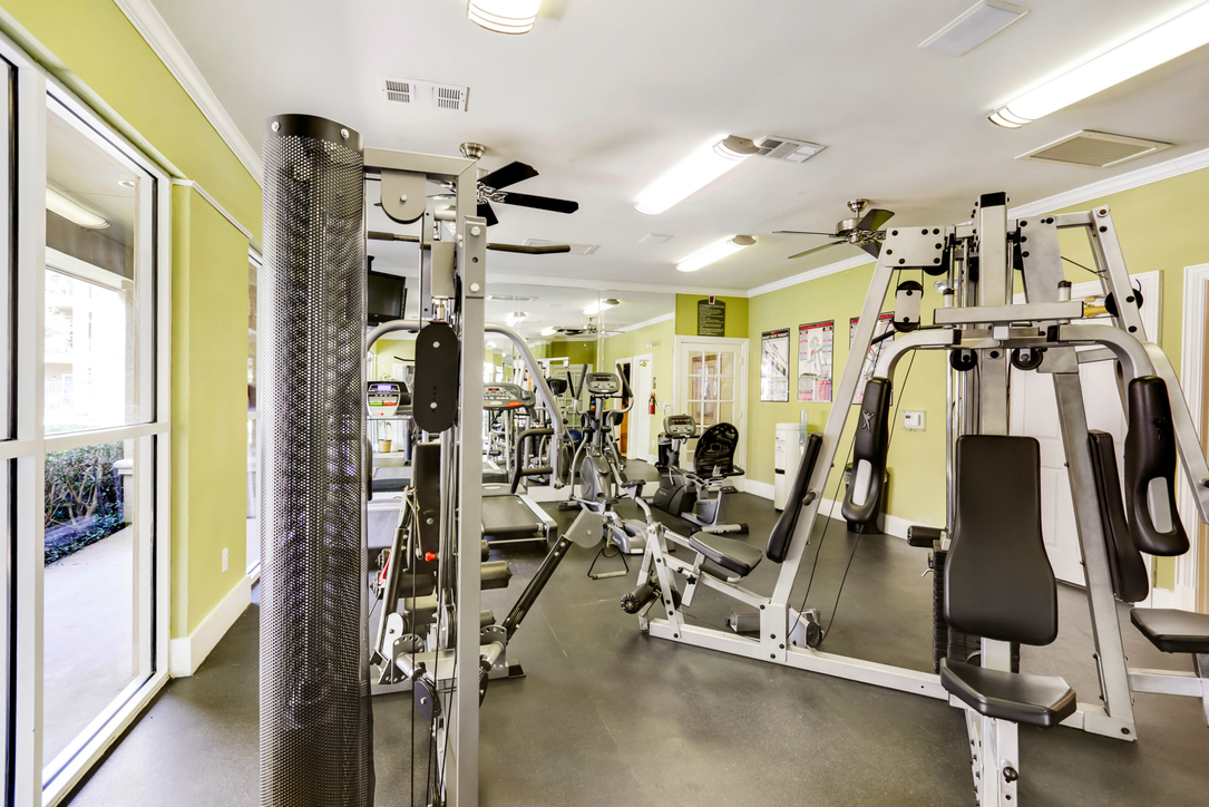 Fitness Center at Listing #137955