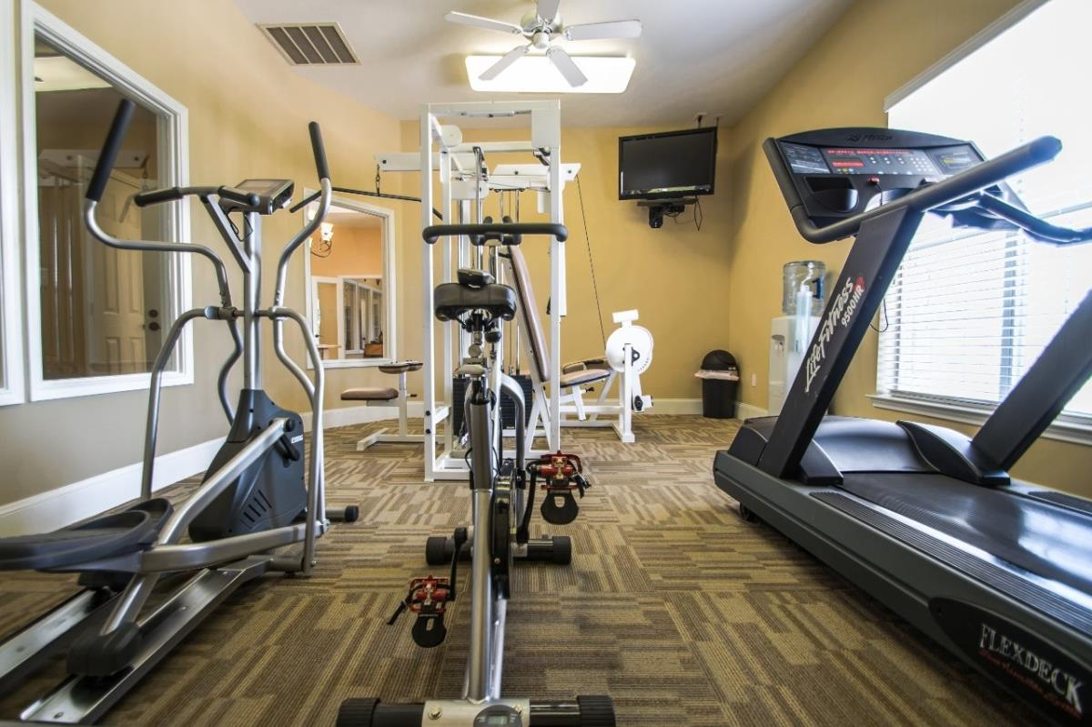 Fitness Center at Listing #137905