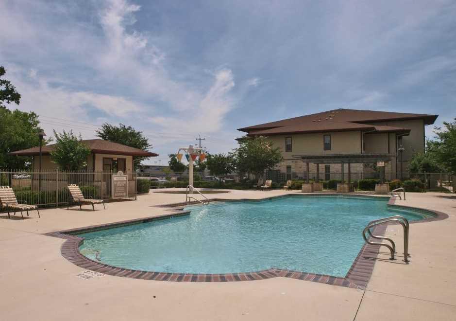 Pool at Listing #144075