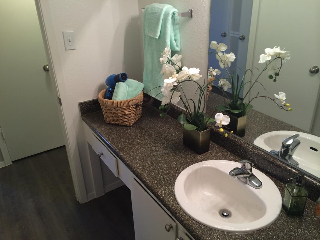Bathroom at Listing #140413