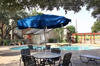 Pool at Listing #135718