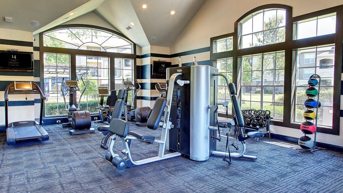 Fitness at Listing #138858
