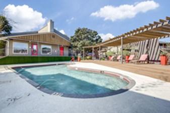 Pool at Listing #141181