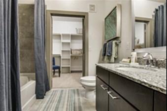 Bathroom at Listing #275304