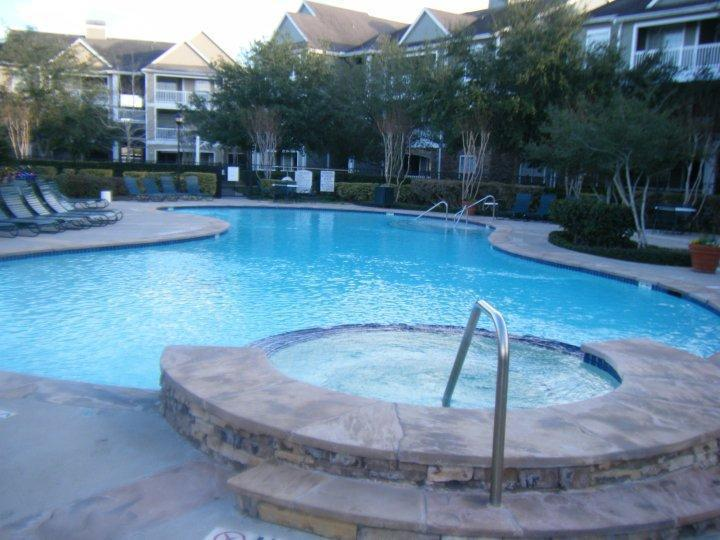 Hot Tub at Listing #138854