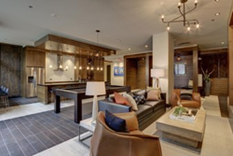 Lounge at Listing #302838