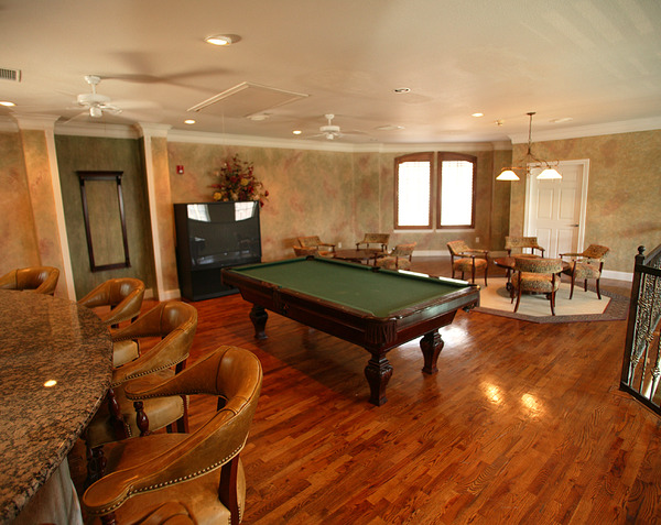 Clubhouse at Listing #137799