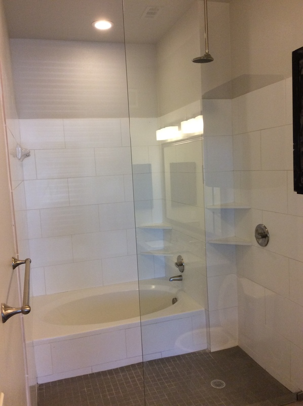 Bathroom at Listing #252378