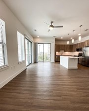 Living/Kitchen at Listing #332136