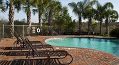 Pool at Listing #144363