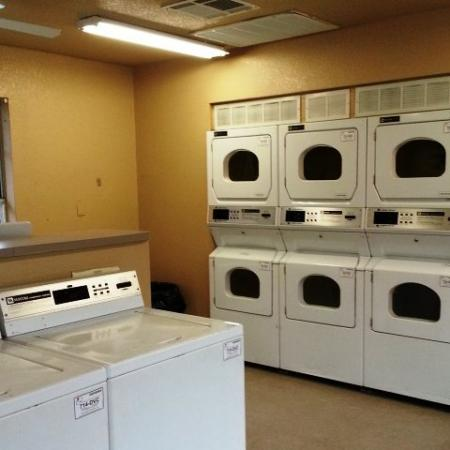 Laundry at Listing #143173