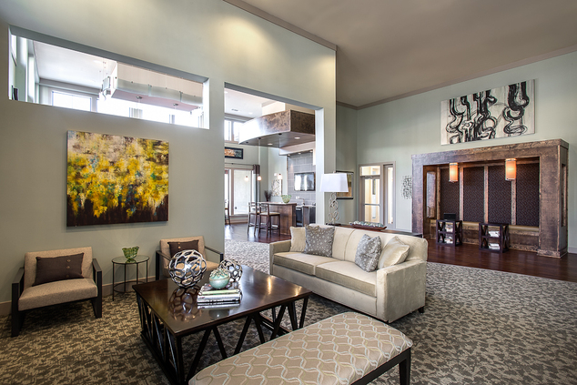Clubhouse at Listing #225600