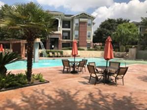Pool at Listing #147780